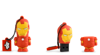 FD016404 CHIAV.USB 8GB IRON MAN